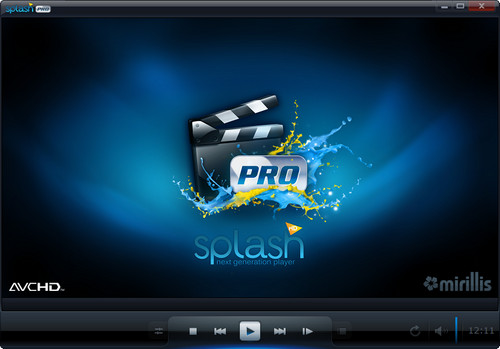 Mirillis Splash PRO HD Player 1.7.0.0
