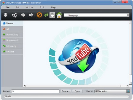 ImTOO YouTube HD Video Converter 3.1.1.0526